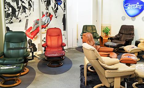 エコーネスの家具